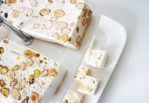 how to make nougat?